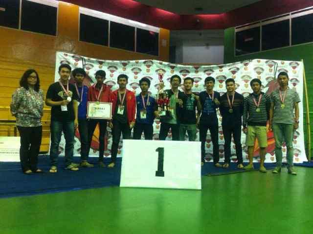 Adi_Zulashari & M.Arman Sayuti.S_Binus_Bakrie Cup1