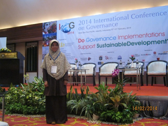 FM Lidyawati ICG Conference