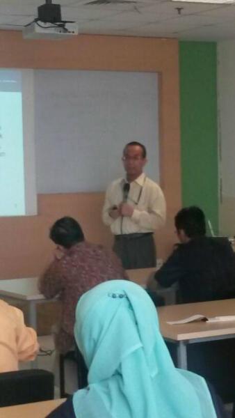 PKM dosen akuntansi dan keuangan Binus University