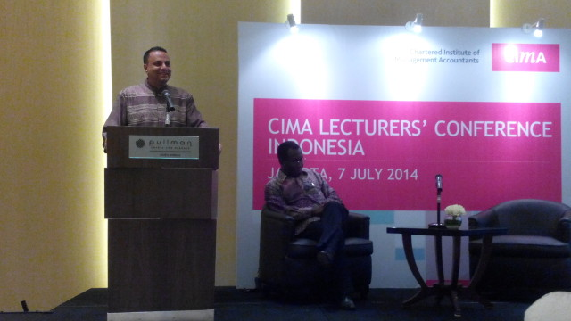 CIMA Lecturers' Conference Indonesia