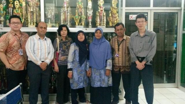 Foto P2M SMK 1 Bekasi_Accounting Dept Binus