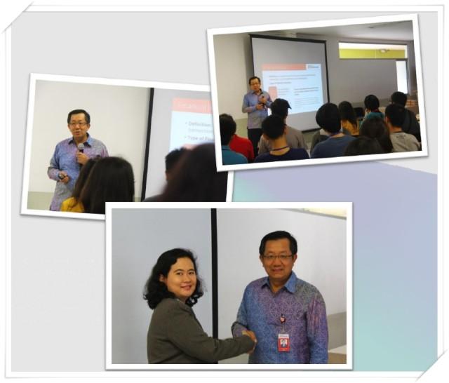 CEO Talks Binus University
