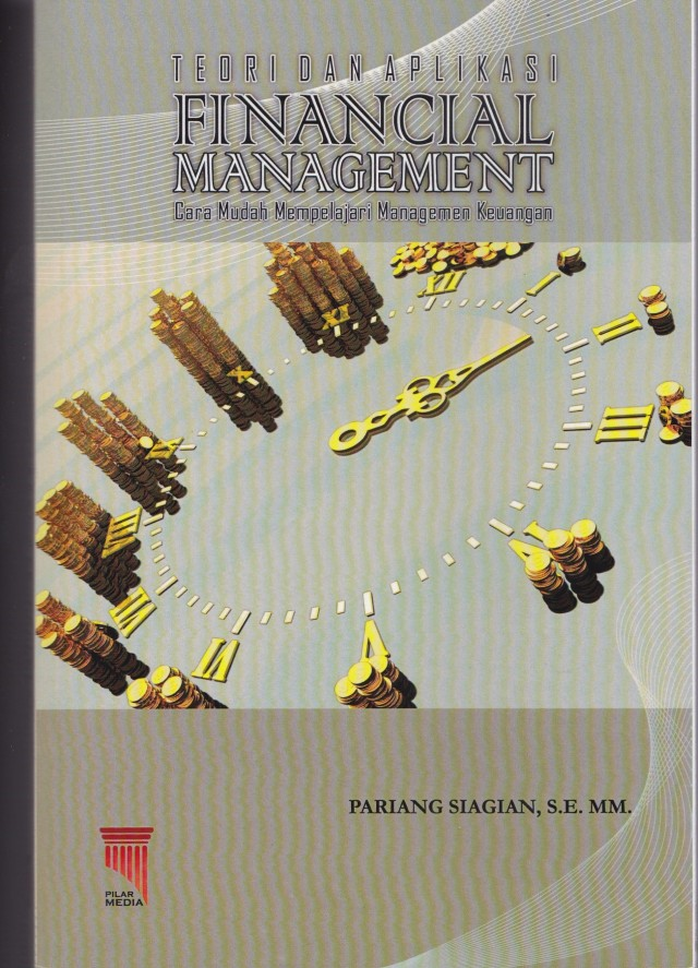 cover buku_financial management_pariang siagian