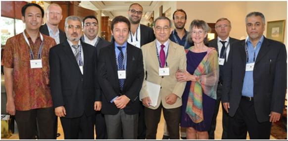 """The Finance, MIS, Economics & Global Business Research Conference"""" yang diselenggarakan di Istanbul, Turki"""