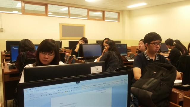 training futures & stock trading simulation aslab akun binus
