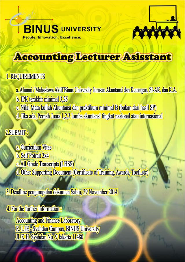 brosur_lecturer assistant recruitment