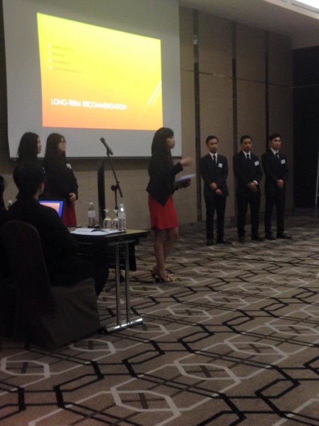 ICAEW Business Challenge
