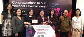 DREAM REACHER Akuntansi BINUS Juara CIMB Asean Stock Challenge