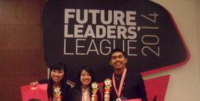 JUARA 2 Deloitte Risk Intelligence Challenge Trophy 2014/2015
