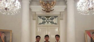 Juara 1 Management National Business Case and Expotrepreneur