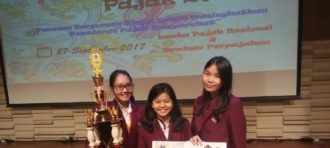 Juara 1 Management National Business Case and Expotrepreneur