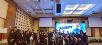Penandatangan Nota Kesepahaman Antara BINUS University dengan Shine Wing Indonesia