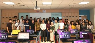 Wisuda 60th BINUS University – Accounting & Finance Assistant Laboratory