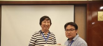Bapak Bambang Leo Handoko Raih Excellence Paper Presenter di Beijing, China